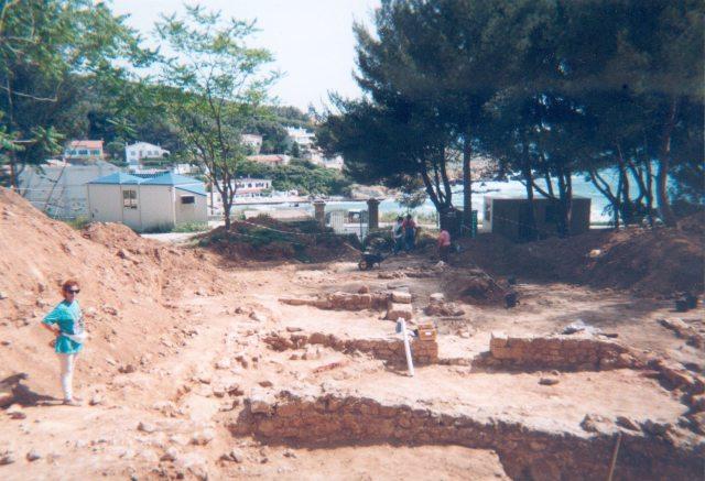 Portissol, 11 mai 1996. Photo Gabriel Cardona.