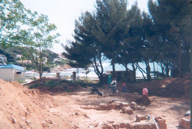 Portissol mai 1996. Photo Gabriel Cardona.