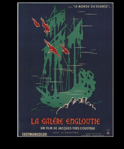 Un film de Jacques-Yves Cousteau réalisé par Jacques Ertaud. 1957