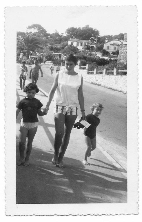 Barbara Juliette Hélène 1960. Coll. privée.