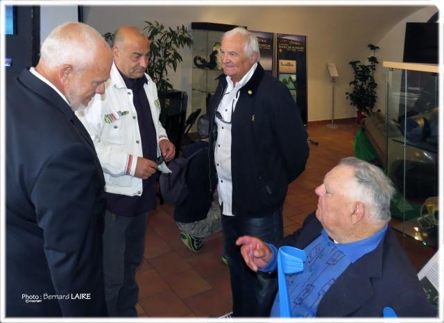 Daniel Alsters et Hervé Monjoin retrouvent également cette personnalité sympathique. Le musée Frédéric-Dumas avait présenté un ensemble de matériels anciens lors des 70 ans du GPES en 2011.