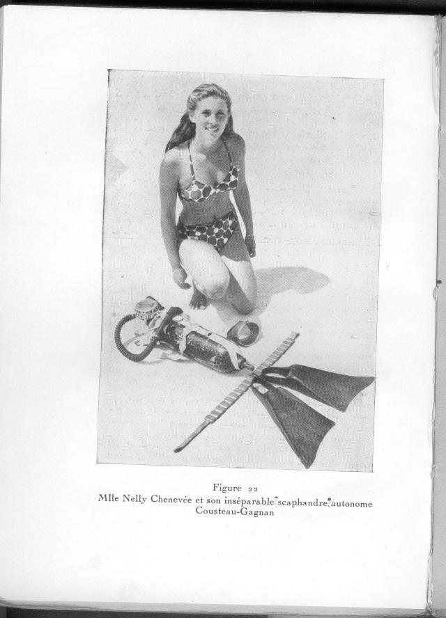 La chasse sous-marine en Corse et surla Côte d'Azur Michel Blay J. Peyronnet et Cie Editeurs Paris 1949.