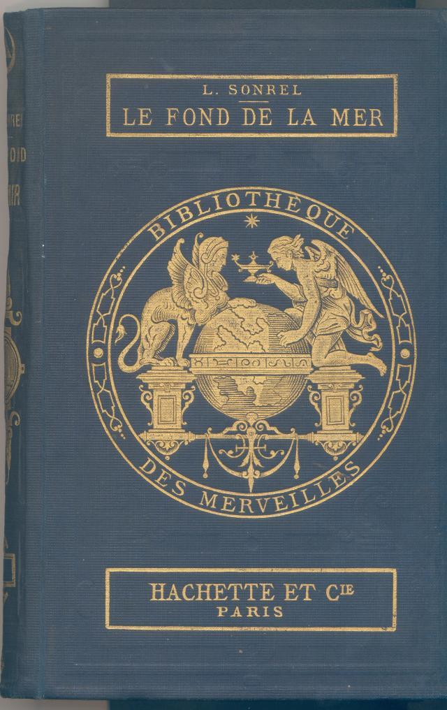 Edité par la Librairie Hachette et Cie 1874