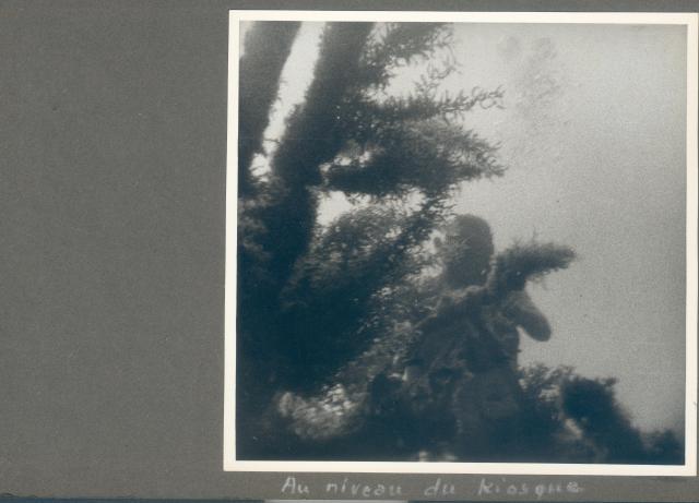 Album photos de Guy de Frondeville. Vue prise au niveau du kiosque. Coll.part. Tous droits réservés